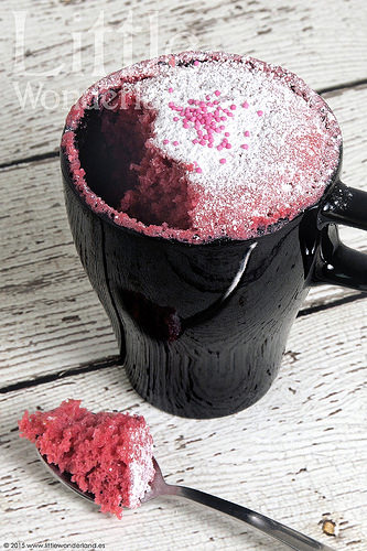 How To Make A Mug Cake In A Microwave Oven