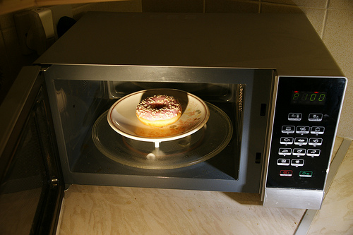 Microwave or oven – The difference